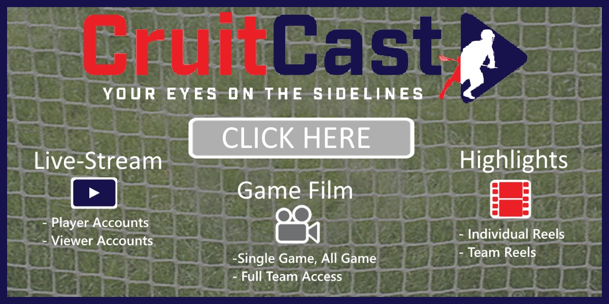 CruitCast website banner