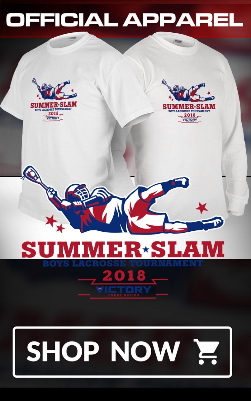 e2115ddc37229b Boys Summer Slam Lacrosse Tournament